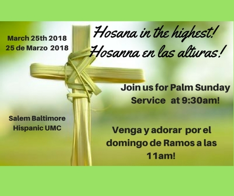 palm sunday 2018 revised